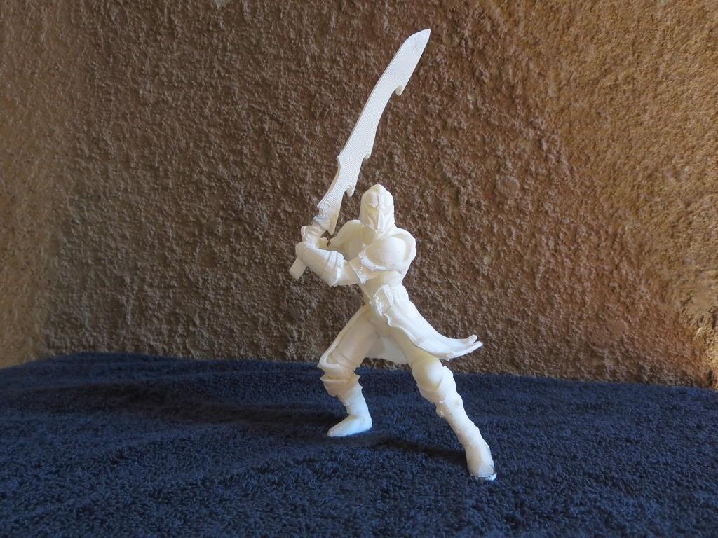 BGood3_display_large.jpg Download free STL file Armored Warrior (no base) • 3D print design, stockto