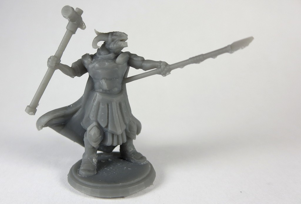 4f2cb7b843973839e3e0687f38cc0c2e_display_large.jpg Download free STL file Dragonborn Warlord (multiple poses) • Template to 3D print, stockto
