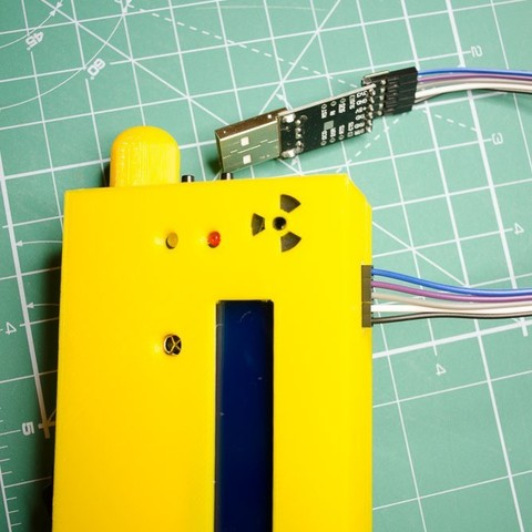 8955ef1bedf4befc4d82a012816b342d_display_large.jpg Download free STL file Enclosure for new SMD-based geiger counter by impexeris for SBM20 and STS-5 tubes • 3D printable object, glassy