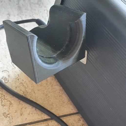 20200625_094217.jpg Télécharger fichier STL support de pistolet thermique de remplacement pour le poste de reprise ProsKit SS-969B • Modèle imprimable en 3D, glassy
