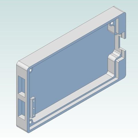 Screen_Shot_2015-08-25_at_16.52.22_display_large.jpg Download free STL file Enclosure ( box ) for ATMEL  programmer ATATMEL ICE PCBA  DEBUGGER,  ARM & AVR, PCBA KIT • 3D printable template, glassy
