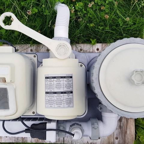 Free 3d printing files swimming pool water pump air - Salt water pumps for swimming pools ...