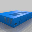 turristop_dy.png Download free STL file Enclosure (case) for Turris Omnia router PCB • 3D printer template, glassy