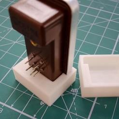 Imprimir en 3D gratis Modelo del tubo Geiger-Müller SBT-11 de fabricación rusa ( СБТ-11), glassy