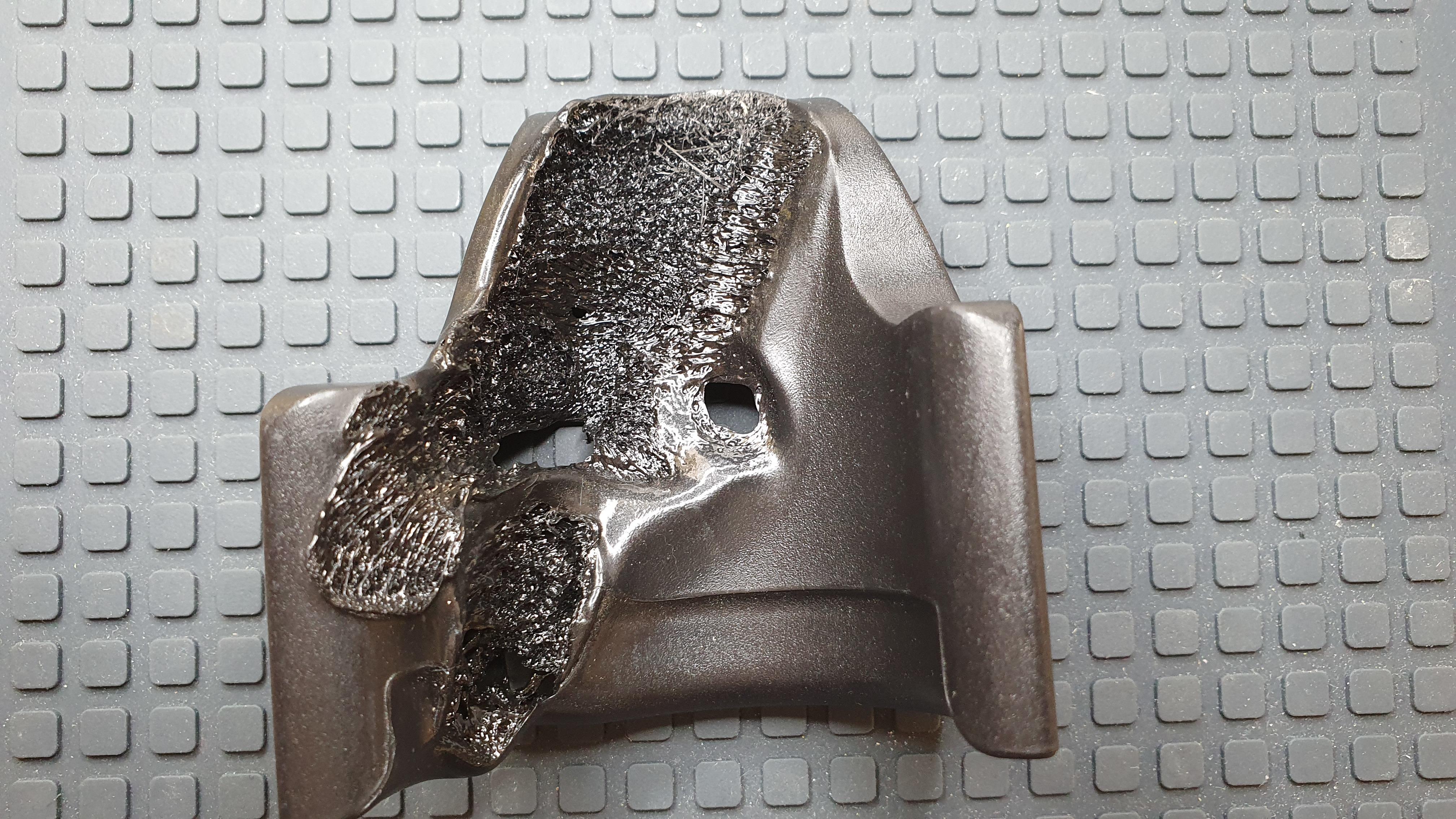 20200624_175305.jpg Télécharger fichier STL support de pistolet thermique de remplacement pour le poste de reprise ProsKit SS-969B • Modèle imprimable en 3D, glassy
