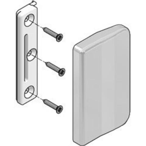 7352dd754756fb97cfd688437a294cdb_display_large.jpg Télécharger fichier STL gratuit Poignée de porte-balcone GKG BG53 remplacement Balkontürgriff Ersatz • Objet pour impression 3D, glassy