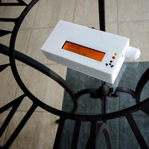 094f002962e06035e885efecb71c9e61_display_large.jpg Download free STL file Geiger counter enclosure à la Vindolins • Design to 3D print, glassy