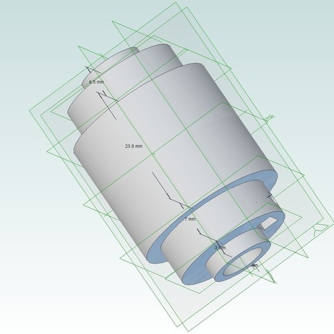 1944f6d361b4b3421861f8e1f2aad272_display_large.jpg Download free STL file This is an alternative Idler design for the Filament extruder puller by wingmaster • 3D printing design, glassy
