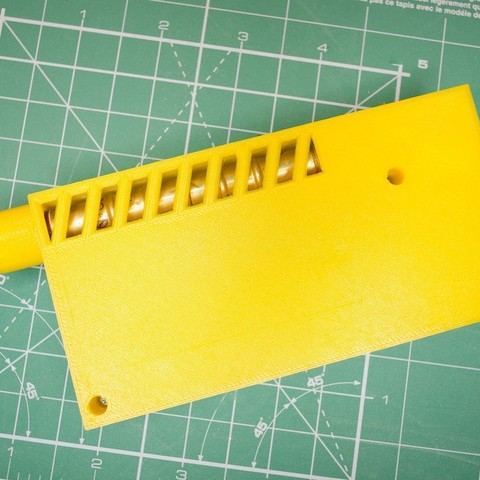 1b30c7f275e6a35f27ea1825e82d46c5_display_large.jpg Download free STL file Enclosure for new SMD-based geiger counter by impexeris for SBM20 and STS-5 tubes • 3D printable object, glassy