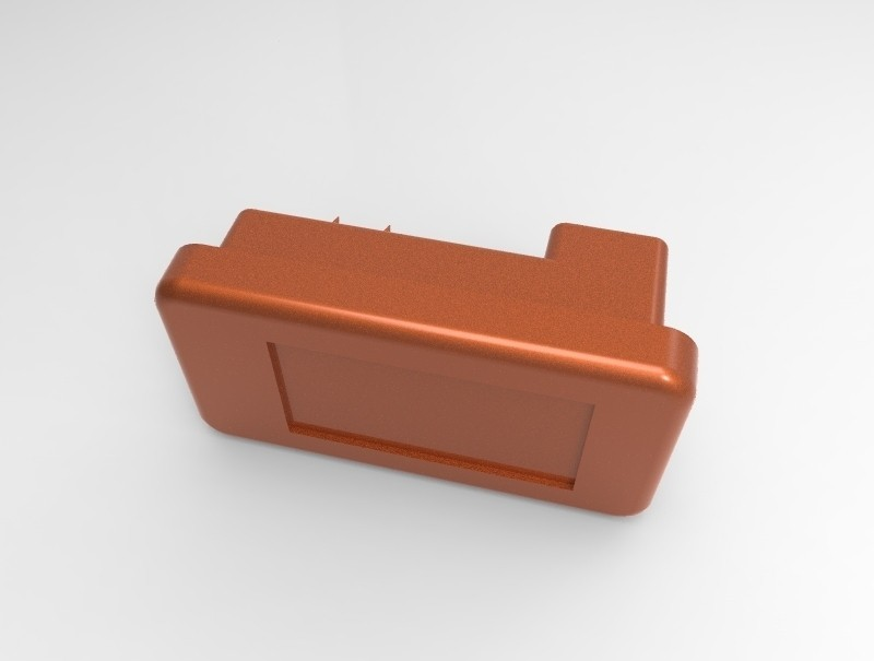 b89aea2d882266b93c69f60cf486313d_display_large.jpg Download free STL file Model of the Russian made Geiger-Müller tube SBT-11( СБТ-11 ) • 3D printing model, glassy