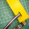 Free 3D printer model Enclosure for new SMD-based geiger counter by impexeris for SBM20 and STS-5 tubes, glassy