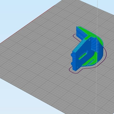 Sans titre.jpg Download free STL file Direct Drive- E3DV6- Bondtech (right)-Bltouch • 3D printer template, kim_razor