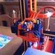IMG_0934.JPG Download free STL file Direct Drive- E3DV6- Bondtech (right)-Bltouch • 3D printer template, kim_razor