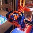 IMG_0936.JPG Download free STL file Direct Drive- E3DV6- Bondtech (right)-Bltouch • 3D printer template, kim_razor