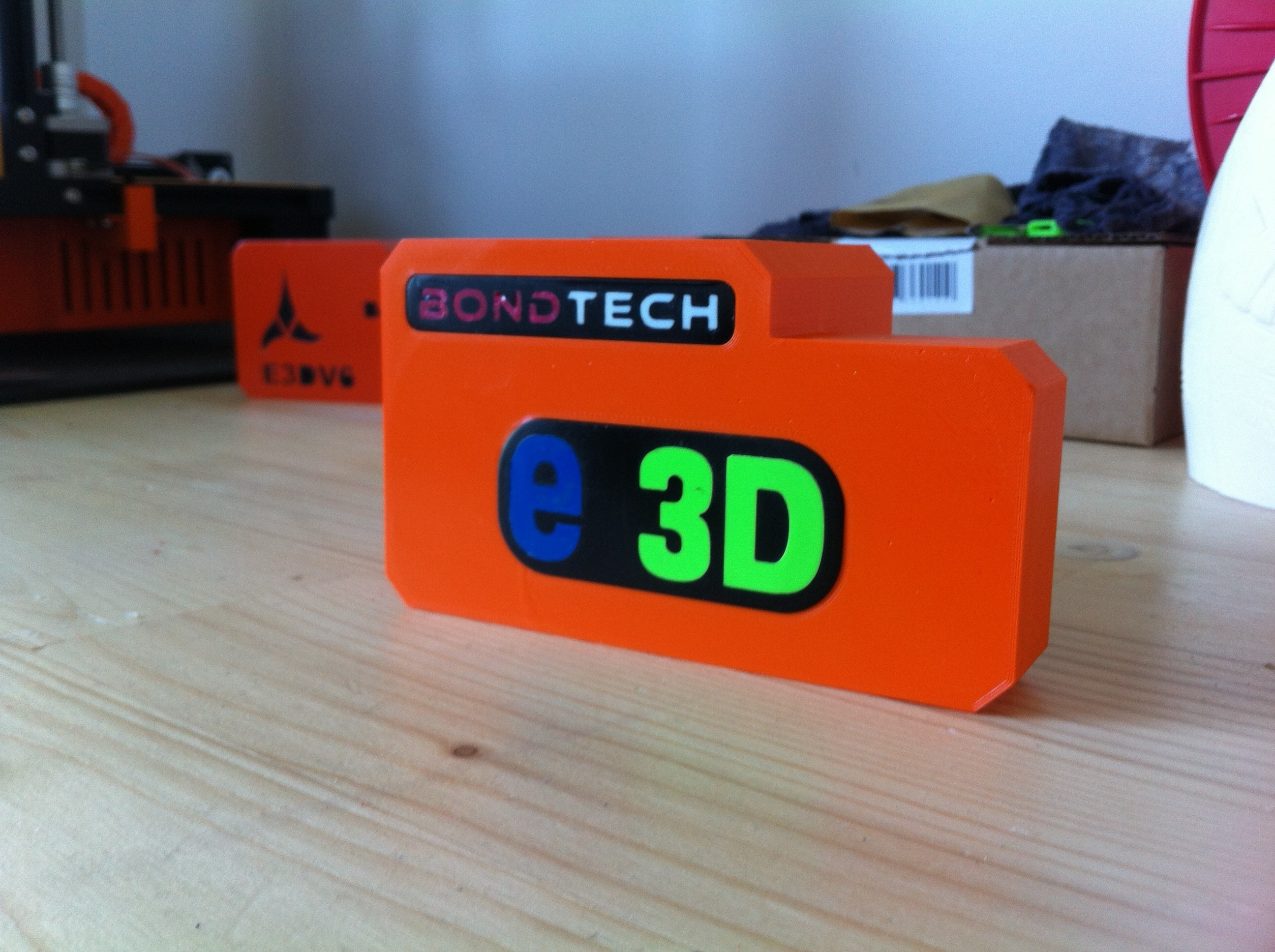 IMG_1202.JPG Download free STL file Direct Drive- E3DV6- Bondtech (right)-Bltouch • 3D printer template, kim_razor