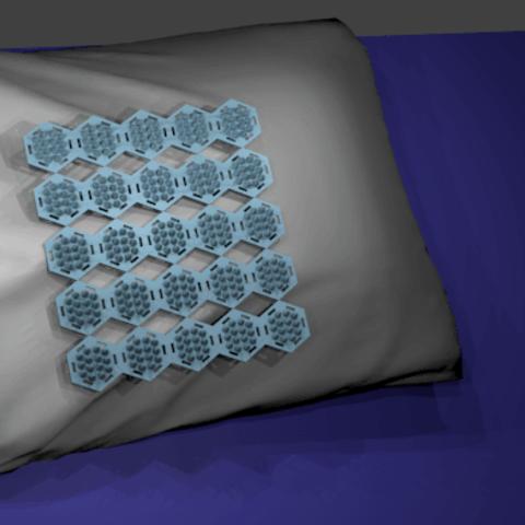 Bio3.png Download STL file Biohacking carpet • 3D printable object, David3D_