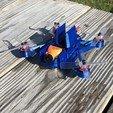 95bafd091d117459aca4d4cb6bf194fc_display_large.jpg Download free STL file HD110 Full HD / BenAllen 3D printable micro drone / Quadcopter • Template to 3D print, BenAllen