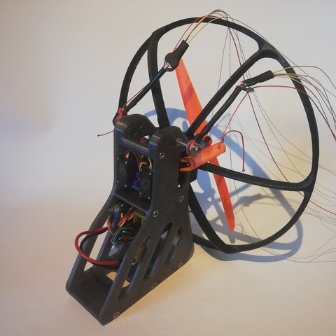 IMG_20180917_183839.jpg Download STL file RC OXY 0.5 Paramotor Boat • Object to 3D print, robotprint3d