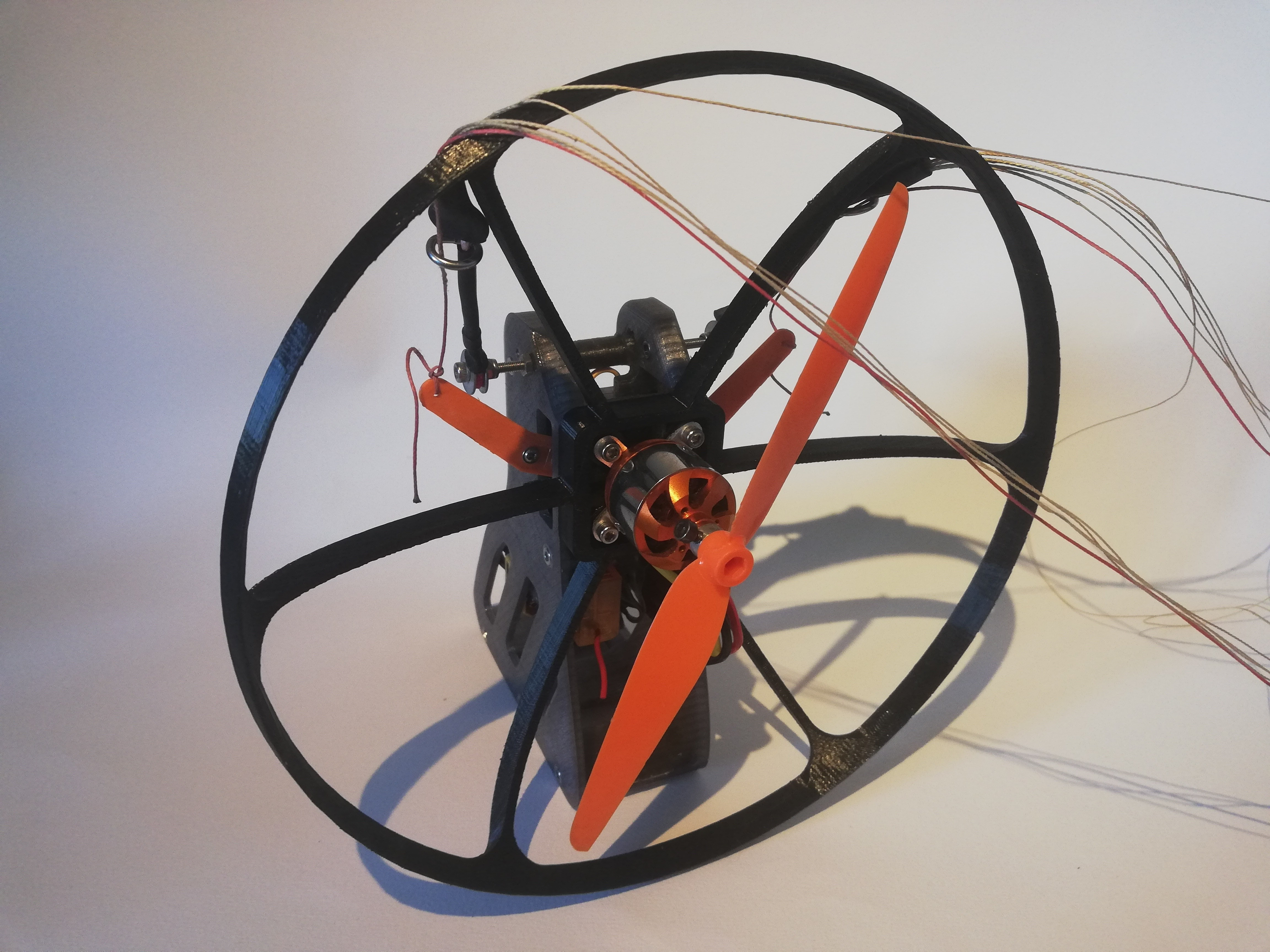 IMG_20180917_183910.jpg Download STL file RC OXY 0.5 Paramotor Boat • Object to 3D print, robotprint3d