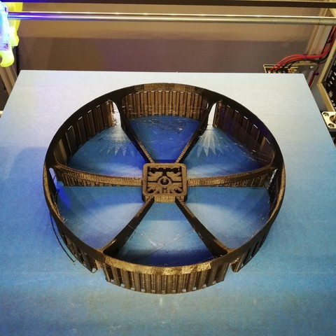 IMG_20180915_182903.jpg Download STL file RC OXY 0.5 Paramotor Boat • Object to 3D print, robotprint3d