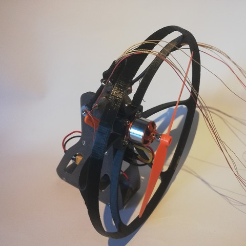 IMG_20180917_183902.jpg Download STL file RC OXY 0.5 Paramotor Boat • Object to 3D print, robotprint3d