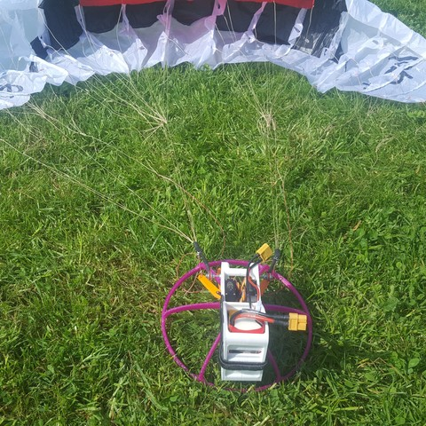 20180421_122636.jpg Download STL file RC OXY 0.5 Paramotor Boat • Object to 3D print, robotprint3d