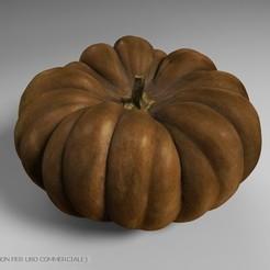 3d printer files pumpkin, stefano83