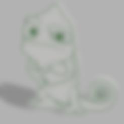 Pascal_Cameleon_Raiponce.stl Download free STL file Pascal Raiponce • 3D print design, iguigui