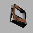 Télécharger fichier impression 3D gratuit Ecran Dagoma DE200 bicouleur, iguigui
