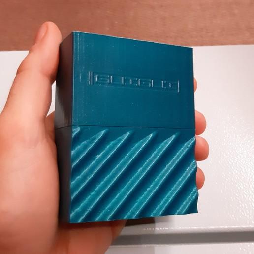 Télécharger fichier 3D gratuit Boîte à cartes design, iguigui