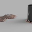 Télécharger fichier 3D gratuit Dessous de mug design, iguigui