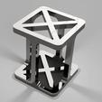 Télécharger fichier impression 3D gratuit Pot à crayons design, iguigui