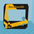 Download free STL Ecran Dagoma DE200 bicouleur, iguigui