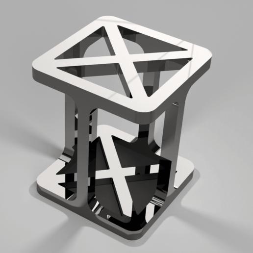 PotACrayonsMetal_iguigui_2.png Download free STL file Pot à crayons design (2 parties) • Template to 3D print, iguigui