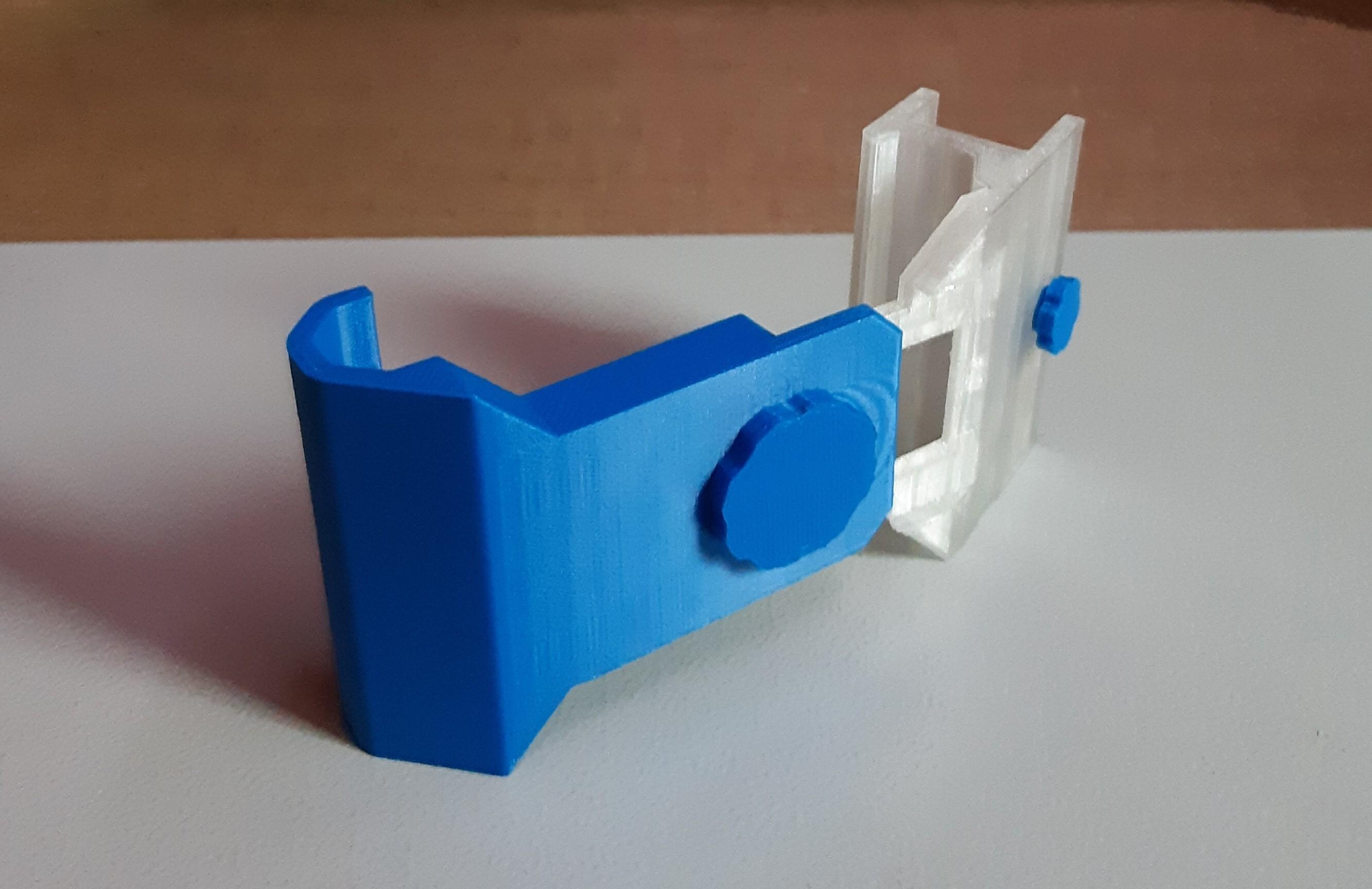 PhoneNextTo_iguigui_02.jpg Download free STL file Phone Next To • 3D print model, iguigui