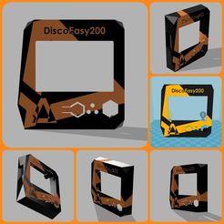 BoitierEcranDagoma_iguigui_00.jpg Download free STL file Ecran Dagoma DE200 bicouleur • 3D printable model, iguigui