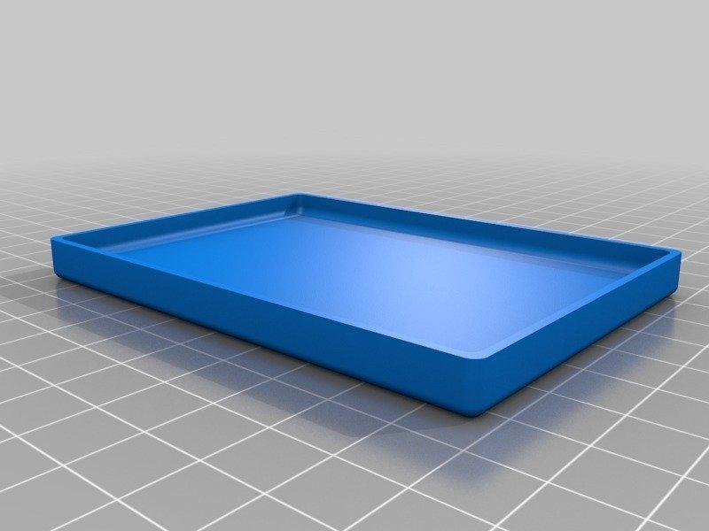e8762bc27b0bd676db7befe5eced8087_display_large.jpg Télécharger fichier STL gratuit Boîte de rangement miniature pour le jeu de plateau sans visage • Design à imprimer en 3D, gthanatos