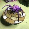 Free STL file spider base massive darkness, gthanatos