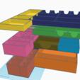 Modelos 3D gratis Inserto de asalto imperial (diseño Rock Man), gthanatos