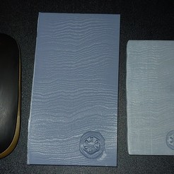 20201117_161840.jpg Download STL file Beskar Steel Ingot - V1 • 3D print template, cyberpatriot