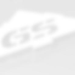 Download free 3D printer files BMW GS molding, itzen