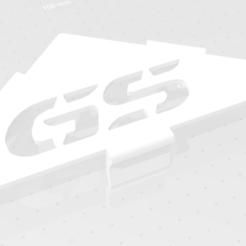 Free 3D printer model BMW GS molding, itzen