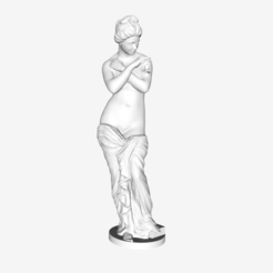 Download free STL file Psyche at The Louvre, Paris • 3D printing model, Louvre