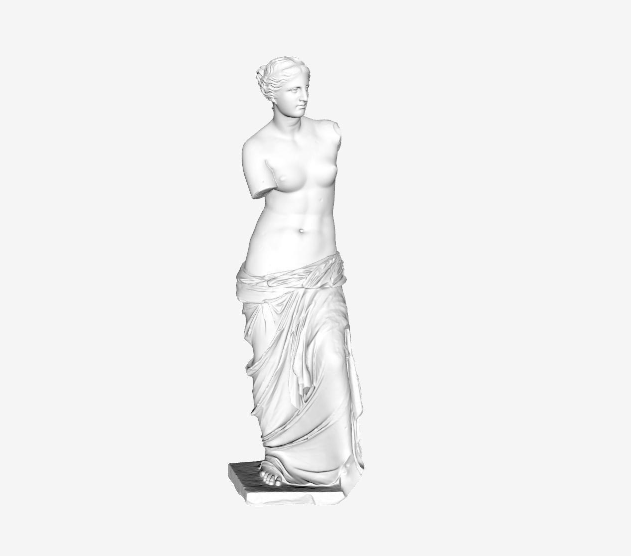 Capture d'écran 2018-09-21 à 09.50.03.png Download free STL file Venus de Milo at The Louvre, Paris • 3D printing object, Louvre