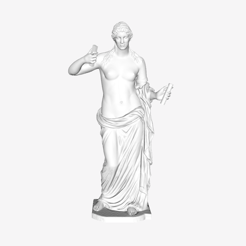 Capture d'écran 2018-09-21 à 15.03.48.png Download free STL file Venus of Arles (Cesi) at The Louvre, Paris • 3D printing template, Louvre