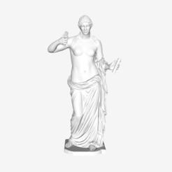 Télécharger objet 3D gratuit Vénus d'Arles (Cesi) au Louvre, Paris, Louvre