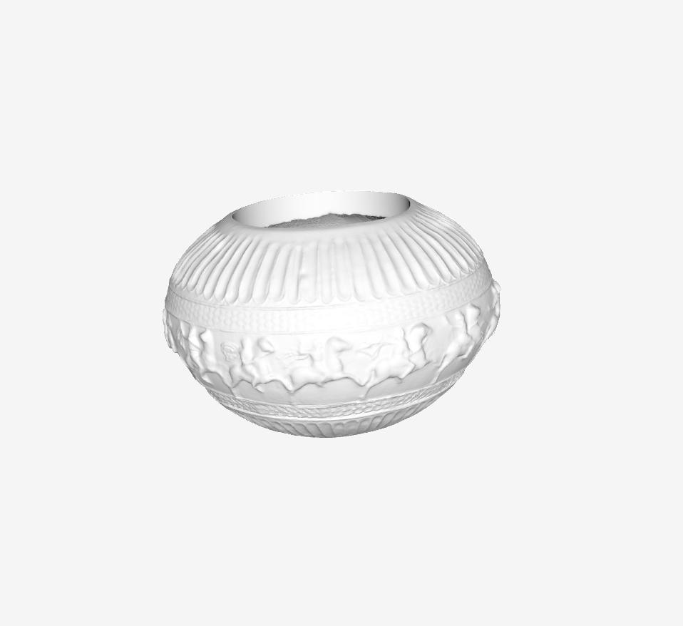 Capture d'écran 2018-09-21 à 12.03.47.png Download free STL file Vase Funéraire at the Louvre, Paris, France • Model to 3D print, Louvre