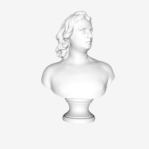 Capture d'écran 2018-09-21 à 15.44.46.png Download free STL file Frédéric de La Tour du Pin at The Louvre, Paris • Model to 3D print, Louvre