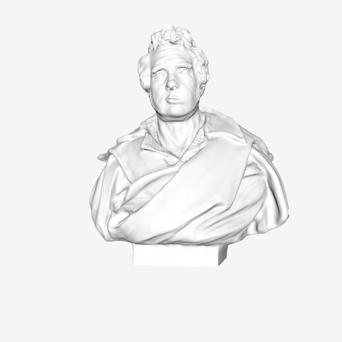 Download free STL Jacques-Louis David at The Louvre, Paris, Louvre