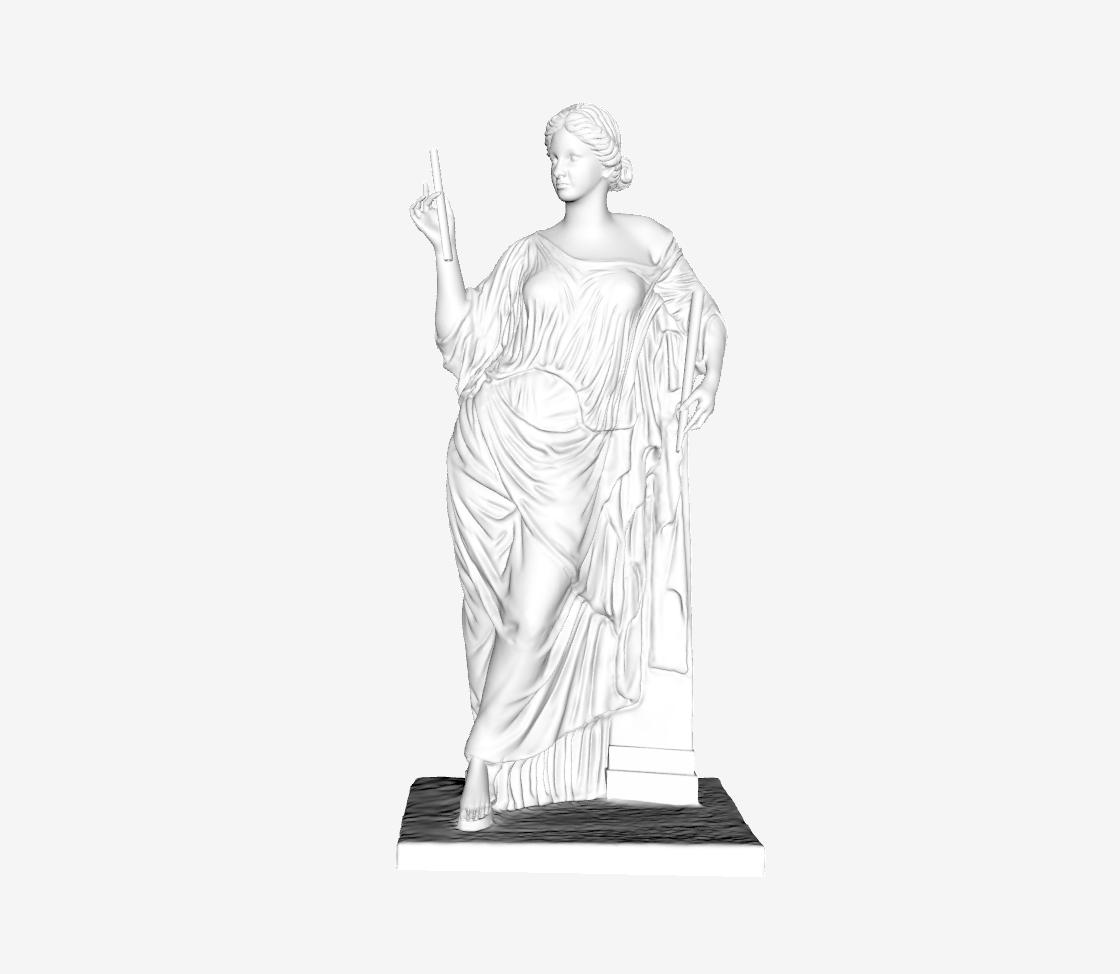 Capture d'écran 2018-09-21 à 15.55.00.png Download free STL file Aphrodite au Pilier at The Louvre, Paris • 3D printer model, Louvre